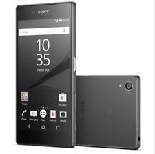 """5.2"""" Sony Ericsson XPERIA Z5 E6653 32 Go 23MP Unlocked 4G Android téléphone Noir"""