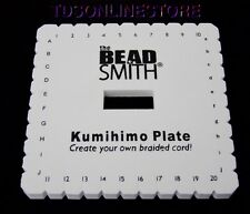Kumihimo Disc Square 10mm Thick 6in Diameter
