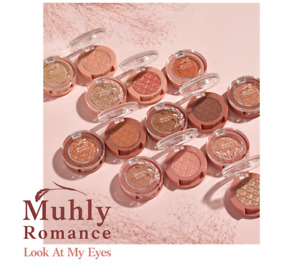 """[Etude House] """" Muhly Romance """" Look At My Eyes 1.7g Collections"""