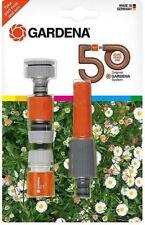 Gardena® Grundausstattung Hahnstück/Schlauchstück/Wasserstopp/Spritze 9581829332