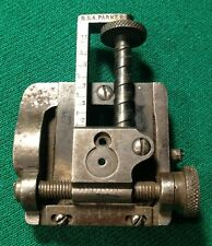 VERY RARE B.S.A. PARKER APERTURE REAR SIGHT LEE ENFIELD No1 ROSS NO MOUNT