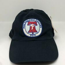 Philadelphia Phillies 2014 Strapback Hat Cooperstown MLB Baseball Blue