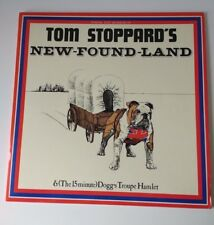 Tom Stoppard's new-found-land & Dogg's Troupe Hamlet - vinyl LP