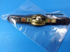 NWA Championship Belt Wrestling Action Figure Accessories WWE ROH AEW NWA Power