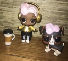 🖤 LOL Surprise Doll Big Sister DJ & Family Member Pet K9 💗