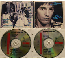 Bruce Springsteen-The River (1980,2 CD) Hungry Heart, CADILLAC Ranch, fade away
