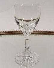 Villeroy & Boch Serie Iris Likörglas Kirstallglas Kelchglas Höhe 12,2 cm V&B