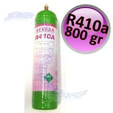 3S BOMBOLA RICARICABILE R-410 800 gr. NETTI GAS REFRIGERANTE per CLIMATIZZATORE