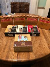 Larabar PB Chocolate Chip Bars, Kind Bars and Clif Bars   38 Bars Total