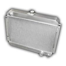 THE BEST 1962 - 1967 Nova Aluminum Radiator HD Cooling - 4 Speed - NO 3 ROW JUNK