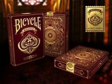 Bicycle Playing Cards Poker Size USPCC Custom Limited