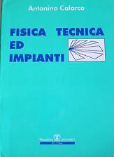 ANTONINO CALARCO FISICA TECNICA ED IMPIANTI PROGETTO LEONARDO 1996