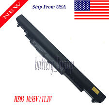 HP spare 807956-001 807956001 HSO3031, HSTNN-DB7I BATTERY 10.95V HP 15-AY Series