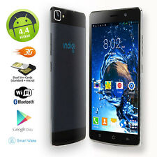 """Indigi® Unlocked DualCore 5.5"""" Android 4.4 DualSim 3G Smart Phone AT&T T-Mobile"""