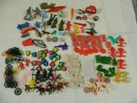 Huge lot of vintage gumball charm prize machine toys & misc...NOS DEADSTOCK RARE