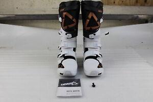 Leatt 4.5 Boot SIZE 8 WHITE #3021100221