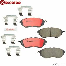 For Subaru Outback B9 Tribeca Legacy Disc Brake Pads Front 3.6L BREMBO P78017N