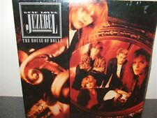 Gene Loves Jezebel . House Of Dolls . Shrink Wrap . LP