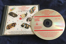 Now That's What I Call Music - Christmas 1986 CD With Original Smooth Sided Case