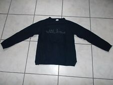 JOLI PULL FILLE TAILLE 12 ANS TAPE A L OEIL TBE