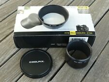 New Genuine Nikon Coolpix 67mm Filter Adapter Ring - For Coolpix 5700