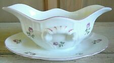RICHARD GINORI VECCHIO SALSIERA PORCELLANA BONE CHINA NEW GRAVY BOAT AMALFI