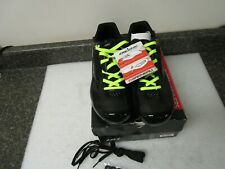 Louis Garneau Men's L.A. 84 Bike Shoes Black US 11.5 EU 45 1487244  - New in Box