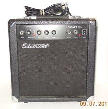 Silvertone Smart IIIs Combo Guitar Microphone Amp Practice Amplifier Rare HTF