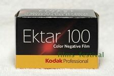 10 rolls KODAK EKTAR 100 35mm 36exp 135-36 Color Print Film