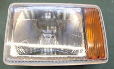 Austin Metro Mk1 LH 6R4 Headlight with Indicator Made by Magneti Marelli MHL279