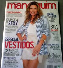 MANEQUIM  BRAZILIAN MAGAZINE 658 - JANUARY 2014  W/ SEWING PATTERNS