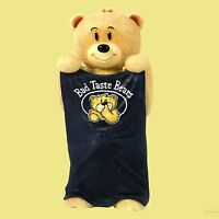 BAD TASTE BEARS TERRY BLUE TOWEL - RARE - FAST SHIPPING - MORE IN SHOP