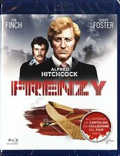 FRENZY (1972 Alfred Hitchcock) - BLU RAY DISC NUOVO