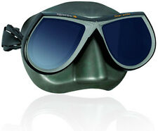 Scuba Diving Dive Mares Star Elite Mask FreeDive NEW BK Mirror Lens