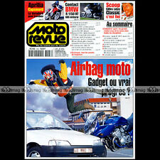 MOTO REVUE N°3466 BMW R 1150 RT APRILIA ETV 1000 CAPONORD GILLES LALAY CLASSIC