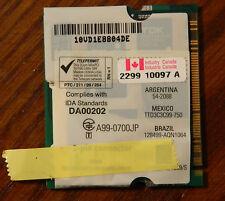 3Com Pci Laptop Modem Lan Network combo Card 3Cn3Ac1556