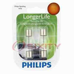 Philips Trunk Light Bulb for Saturn Aura 2007-2009 Electrical Lighting Body dw