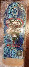 POWELL PERALTA 1986 87 McGill Skateboard deck signed by RUFF MILLER DANFORTH