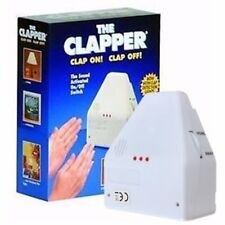 The Clapper Sound Activated Switch On / Off Clap Electronic Gadget Hand