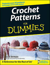 Crochet Patterns For Dummies-ExLibrary