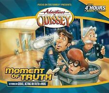 Adventures in Odyssey: Moment of Truth 48 by AIO Team (2007, CD)