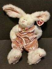 "1993 Ty Collectibles Plush 11"" Sara the Rabbit"