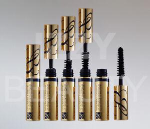 5x Estee Lauder Sumptuous extreme lash Mascara - 01 extreme BLACK -(2.8ml) Each