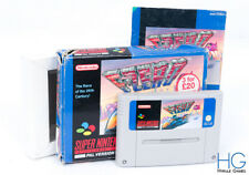 F Zero Boxed - Super Nintendo SNES Retro Game Cartridge PAL