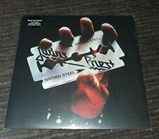 Judas Priest  British Steel 180g Vinyl 2010 Back On Black colored vinyl limited