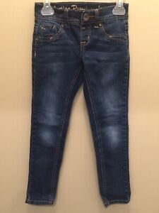 Justice Premium Jeans Girls 7R Jegging Simply Low Snap Closure Stretch