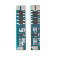 2pcs 2S 7.4V 8.4V 5A Li-ion Lithium Battery 18650 Charger PCB Protection Board3C