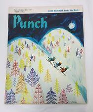 Punch Magazine British Political Satire 8 January 1969 Coren On Pleasure