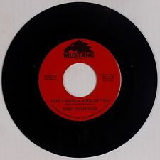 BOBBY FULLER: Loves Made a Fool of You USA MUSTANG Garage Rock NM! Mustang 45