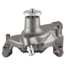 Tuff Stuff Water Pump 1449N; Supercool Satin Cast Iron for Chevy/GM 262-400 SBC